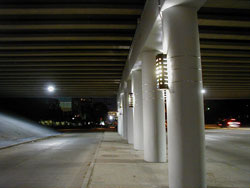 Highway Underpass Lighting