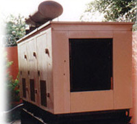 Electrical Generator Installation
