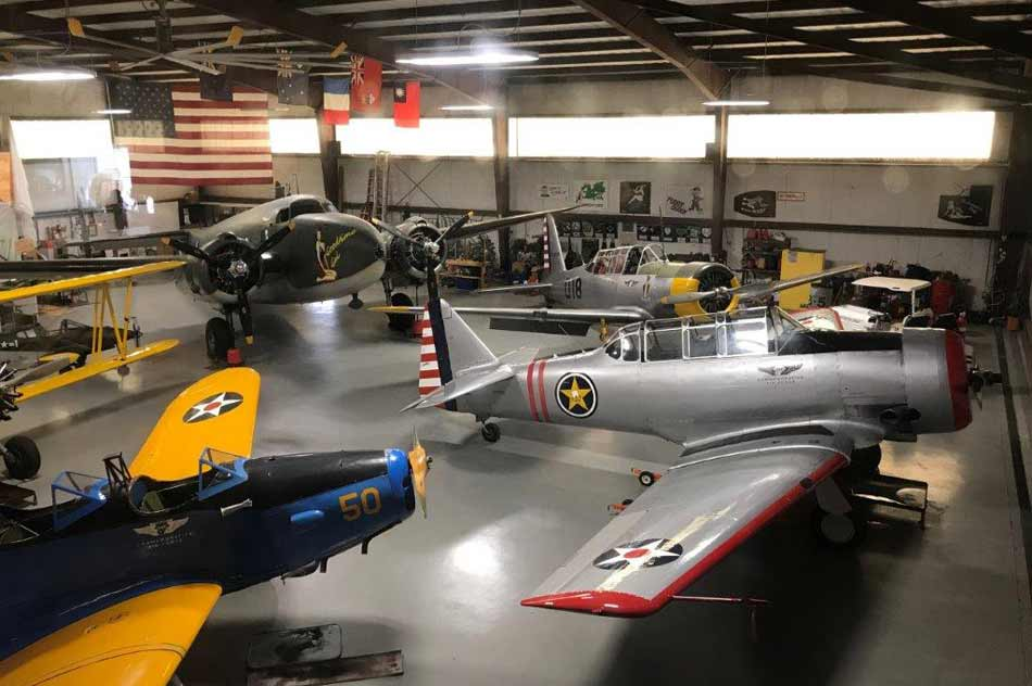 Houston Wing Hanger - with new LED lighting