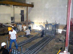 electrical construction contractor Houston